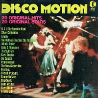 Cover  - Disco Motion [1976]
